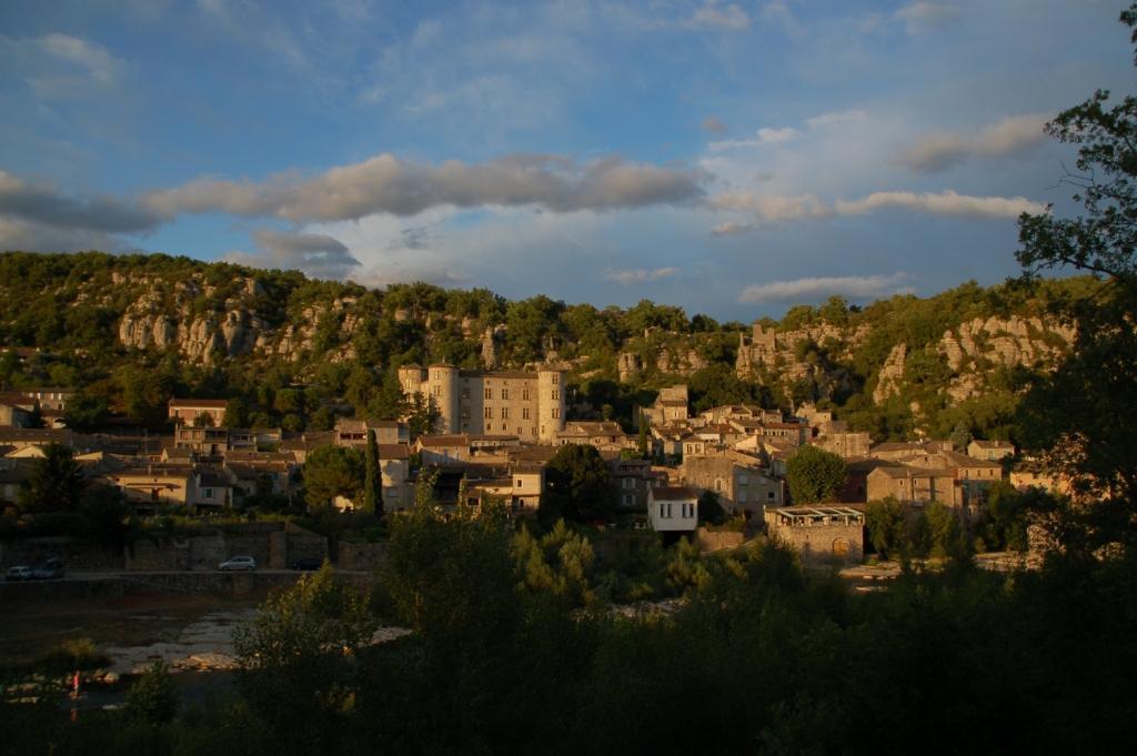 Vogué, een prachtig typisch Frans plaatsje