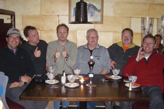 4 riefiskje 2009 het wedstrijdteam