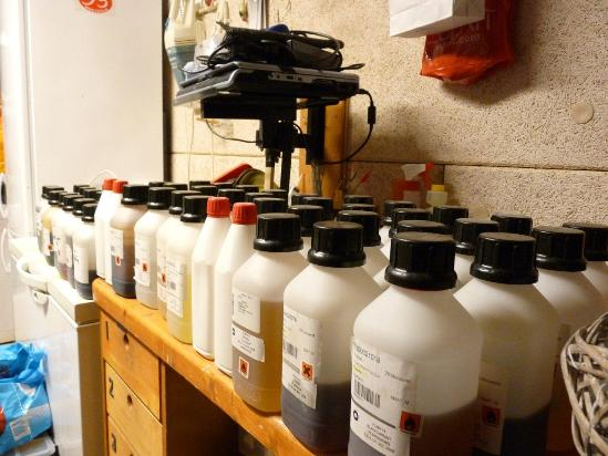 P1050856 witvis featured  Zelf boilies maken