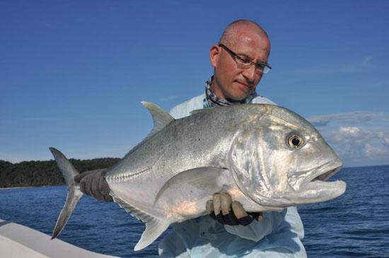 vissen op GT