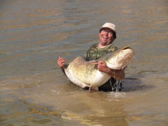 En ook overdag veel lol en de nodige mooie vissen.
