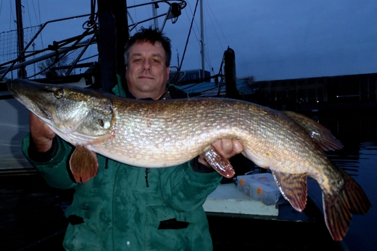 De volgende trips met de Aje-To leveren elke trip wel een mooie vis op – 112.