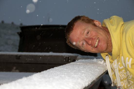 Sneeuwpret..?