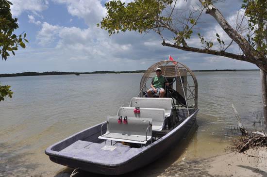 Everglades Airboat