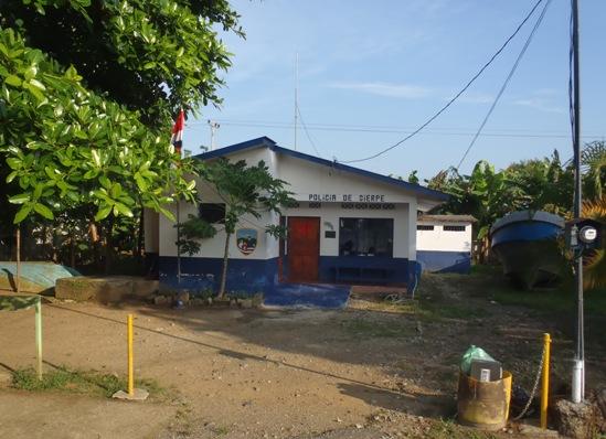 Het politiebureau