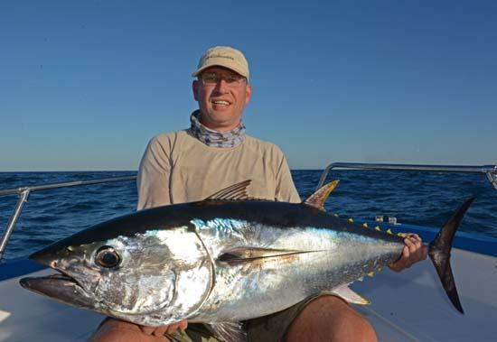 tonijn zuid frankrijk