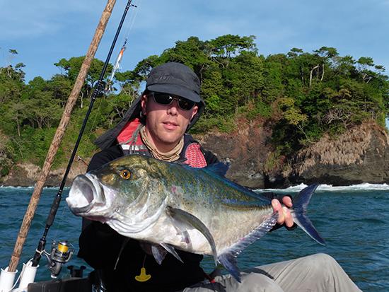 Mooie bluefin voor Bart.