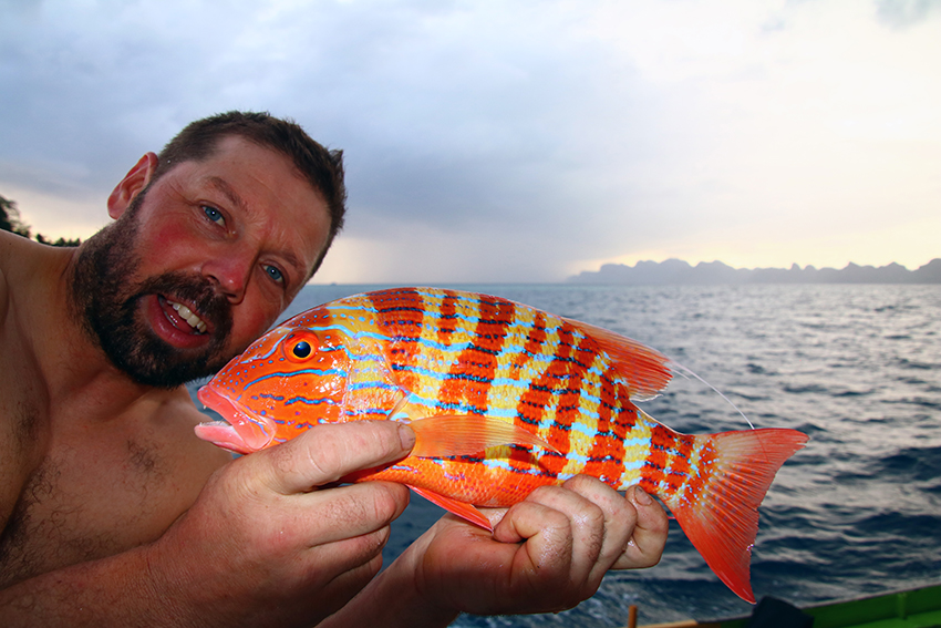 Chinaman Snapper