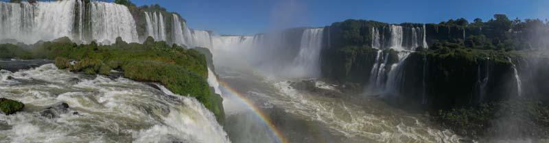 Foz Iguassu falls