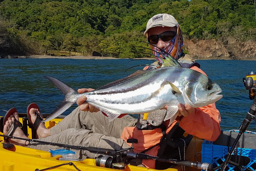 Roosterfish kayak panama